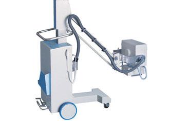 GE 500 MA High Frequency Digital X Ray