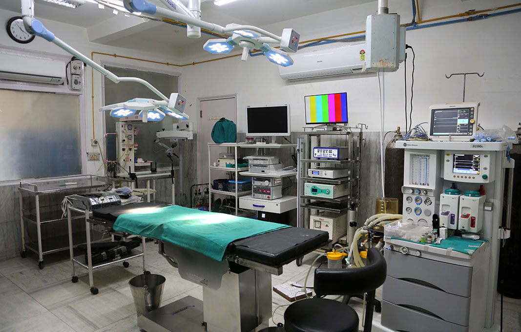 Major-Operation Theatre